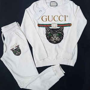 tracksuit womens gucci